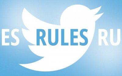 5 reglas no escritas de Twitter para Negocios en el 2014