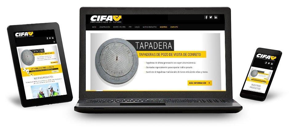 Prefabricados CIFA