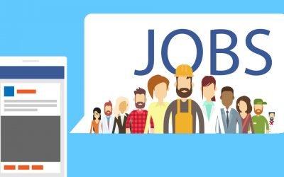 Novedades en Facebook: Hacer más fácil la contratación