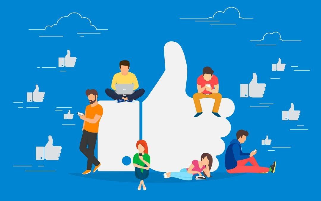 Facebook prueba un sistema de puntos de 1 a 10 para las páginas de empresa