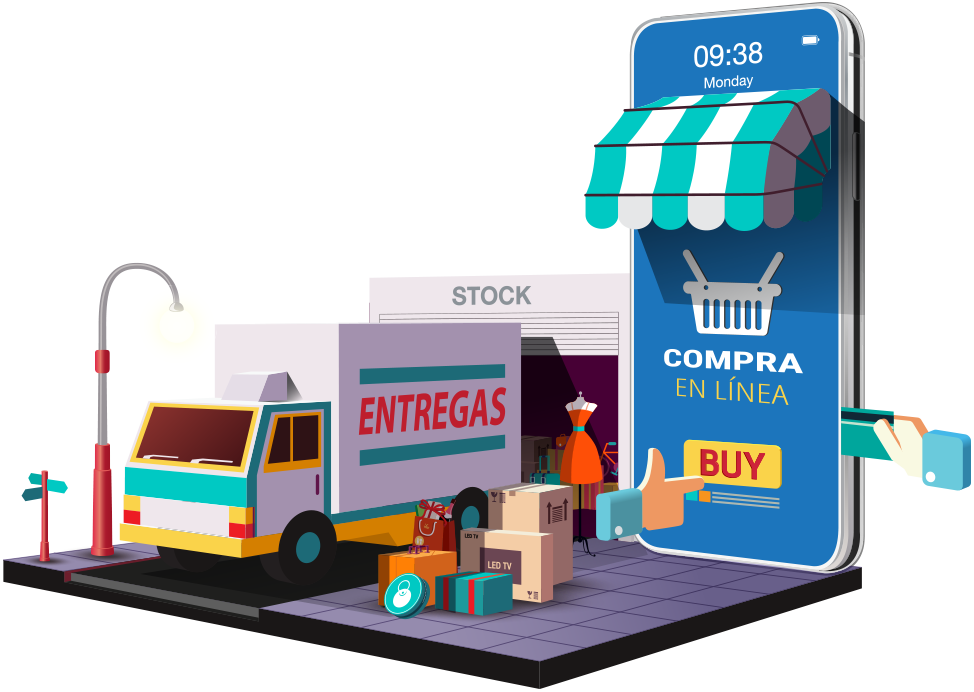 Tienda en línea en El Salvador